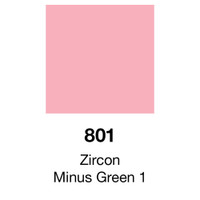 801 Zircon Minus Green 1