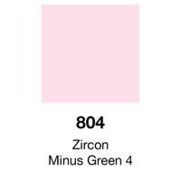 804 Zircon Minus Green 4