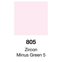 805 Zircon Minus Green 5