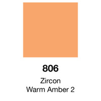 806 Zircon Warm Amber 2