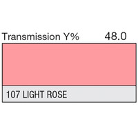107 Light Rose