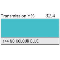 144 No Colour Blue