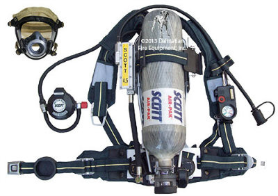 Scott Ap50 Refurbished Scba