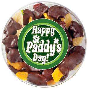 ST. PATRICK'S DAY  - Chocolate Dipped Dried Mixed Fruit