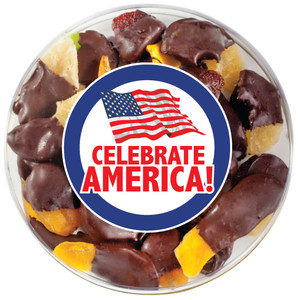 AMERICA - Chocolate Dipped Dried Mixed Fruit