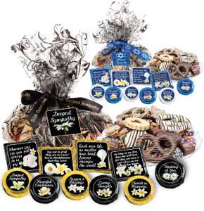 "SYMPATHY/ SHIVA - ""Cookie Talk' Message Platters"