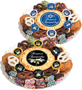 SYMPATHY/ SHIVA - Cookie Pie & Cookie Assortment Platters