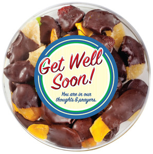 GET WELL - Chocolate Dipped Dried Mixed Fruit