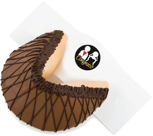 WEDDING - Giant Fortune Cookie