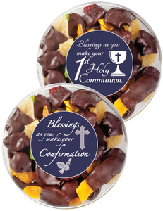 COMMUNION/ CONFIRMATION  - Chocolate Dipped Dried Mixed Fruit
