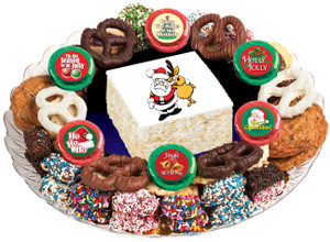 CHRISTMAS/ HOLIDAY - Marshmallow Crispy Treat & Cookie Assortment