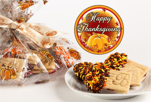 THANKSGIVING - JoeyJoy Filled Sandwich Butter Cookies