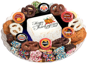 THANSKGIVING - Marshmallow Crispy Treat & Cookie Assortment