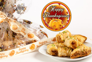 THANKSGIVING - Classic Baklava