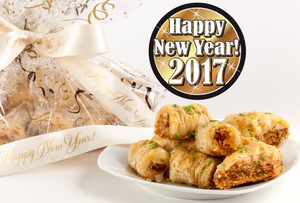 HAPPY NEW YEAR - Classic Baklava