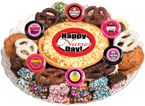 NURSES APPRECIATION DAY- Cookie Pie & Cookie Assortment Platters