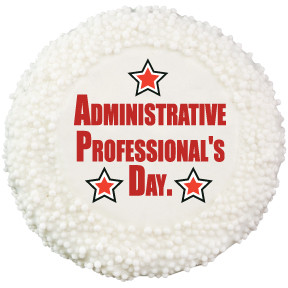 ADMINISTRATIVE PROFESSIONAL - Custom Printed Chocolate Oreo Cookies SPECIAL ORDER