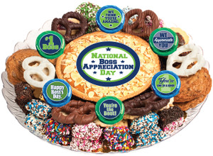 BOSS APPRECIATION DAY - Cookie Pie & Cookie Assortment Platters