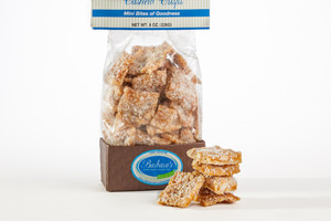 HAPPY ANNIVERSARY - Cashew Crisps - Can Be Customized