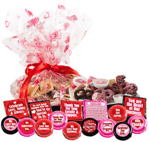 "VALENTINE'S DAY - ""Cookie Talk' For Clients & Customers"