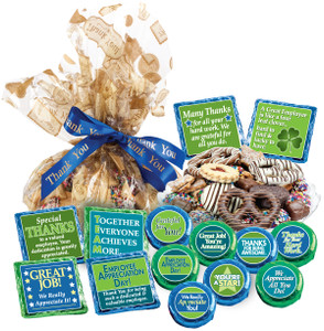 EMPLOYEE APPRECIATION  PLATTERS- 'Cookie Talk' For Employees