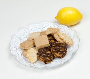 Lemon Cookie Assortment