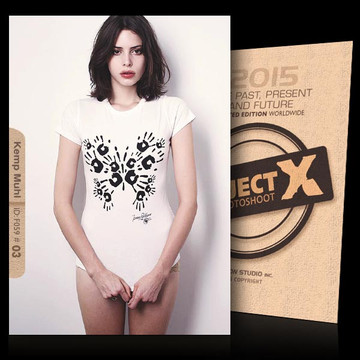 Kemp Muhl / Very Cute [ ID: F059 #XX ] PROJECT X LIMITED EDITION CARDS