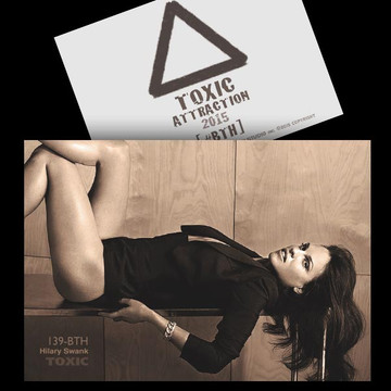 Hilary Swank / Examination [ # 139-BTH ] TOXIC ATTRACTION LIMITED