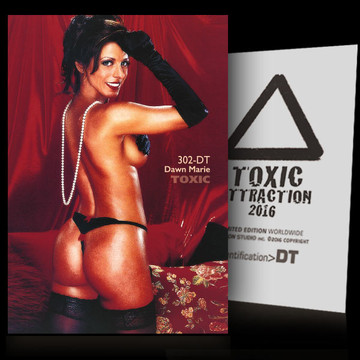 Dawn Marie / Red Zone Vol.2 [ # 302-DT ] TOXIC ATTRACTION cards