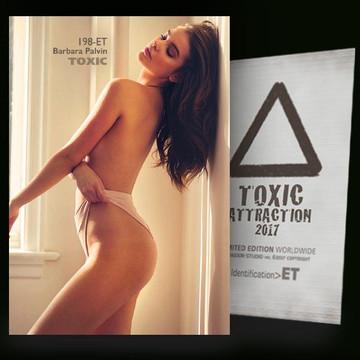 Barbara Palvin / Emotion and Intensity [ # 198-ET ] TOXIC ATTRACTION cards
