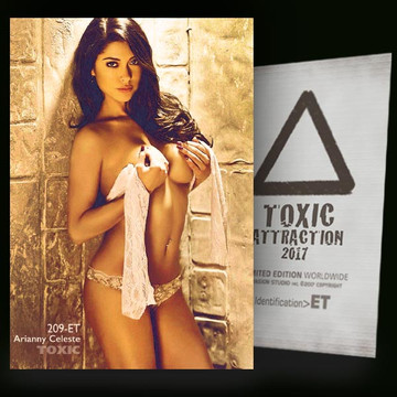 Arianny Celeste / The Craving [ # 209-ET ] TOXIC ATTRACTION cards