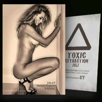 Hannah Ferguson / Reflection Vol.2 [ # 245-ET ] TOXIC ATTRACTION cards