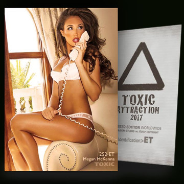 Megan McKenna / Private Discussion [ # 252-ET ] TOXIC ATTRACTION cards