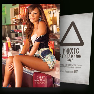 Jaslyn Ome / Restaurant [ # 268-ET ] TOXIC ATTRACTION cards