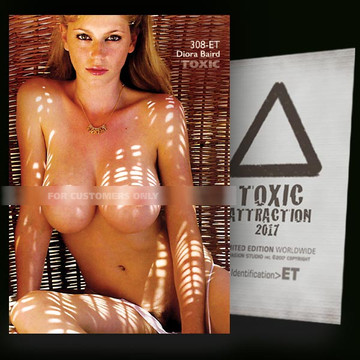 Diora Baird / Personal Gateway [ # 308-ET ] TOXIC ATTRACTION cards