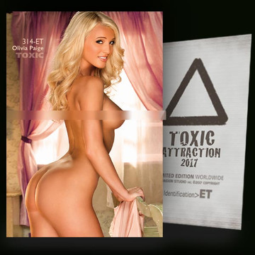 Olivia Paige / Spicy Chamber [ # 314-ET ] TOXIC ATTRACTION cards
