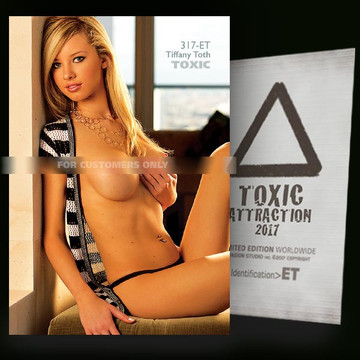 Tiffany Toth / Confidential Matter [ # 317-ET ] TOXIC ATTRACTION cards