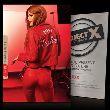 Bella Thorne [ ID: M141 #XX ] PROJECT X LIMITED EDITION CARDS