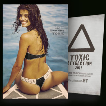 Taylor Marie / Perfect View [ # 352-ET ] TOXIC ATTRACTION cards