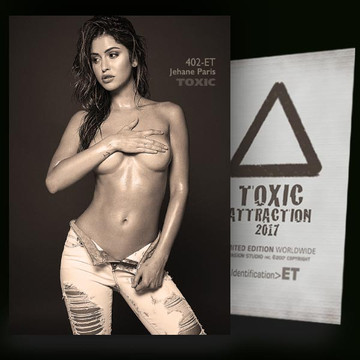 Jehane Paris / Photographed Vol.2 [ # 402-ET ] TOXIC ATTRACTION cards