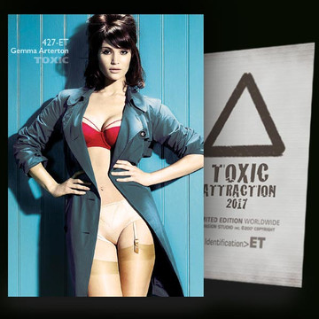 Gemma Arterton / Hot And Sexy [ # 427-ET ] TOXIC ATTRACTION cards