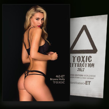Bryana Holly / Incredibly Hot vol.2 [ # 463-ET ] TOXIC ATTRACTION cards