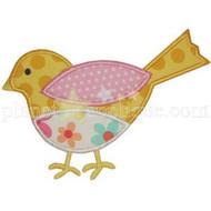 Spring Birdie 2 Applique