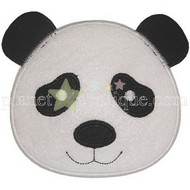 Cute Panda Applique