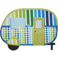 Camper Applique