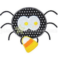 Candy Corn Spider