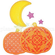 Moon n Pumpkins