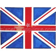 Union Jack Applique