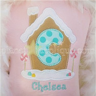 Gingerbread House Alpha