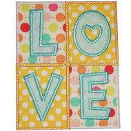 Love Patch Applique